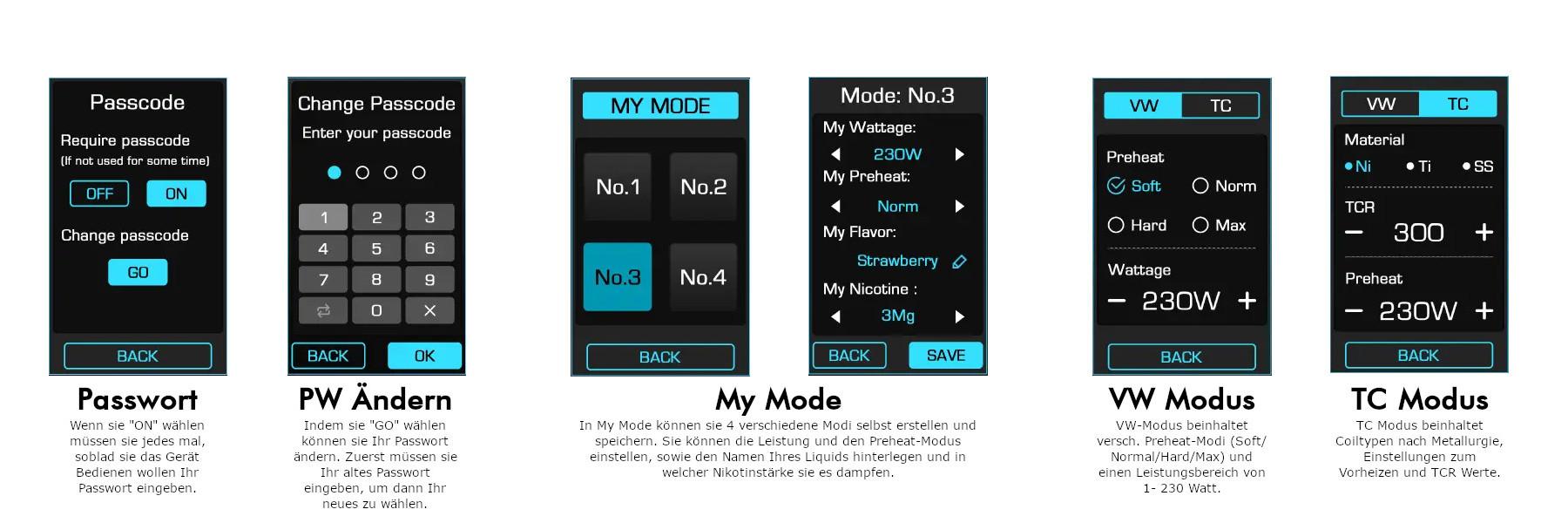 Smok G-Priv 3 Mod